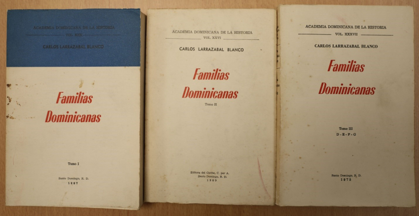 Familias dominicanas